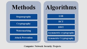 COMPUTER NETWORK SECURITY PROJECTS